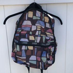 LeSport backpack